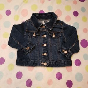Old Navy Baby Jean Jacket